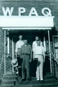 SYNOPSIS_WPAQ Clarence Hall, Cecil Hall, Buddy Pendleton, Henry Hill
