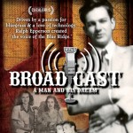 "Images of WPAQ's past grace the cover of the DVD cover of ""Broadcast:  A Man and His Dream""."